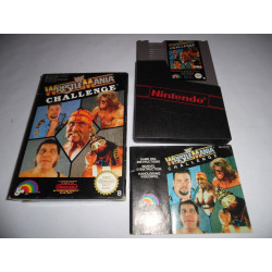 Jeu NES - Wrestlemania Challenge