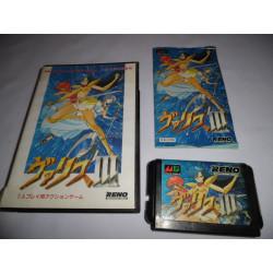 Jeu Mega Drive - Valis III