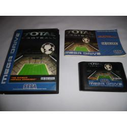 Jeu Mega Drive - Total Football
