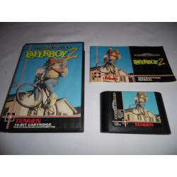 Jeu Mega Drive - Paperboy 2