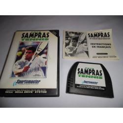 Jeu Mega Drive - Pete Sampras Tennis