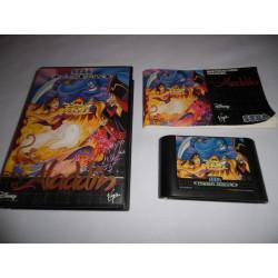 Jeu Mega Drive - Disney's Aladdin