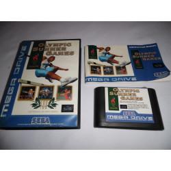Jeu Mega Drive - Olympic Summer Games