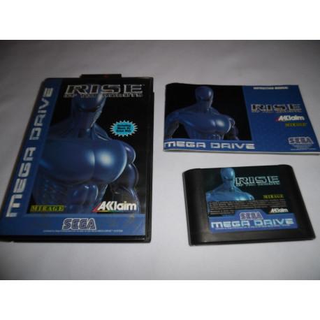 Jeu Mega Drive - Rise of the Robots