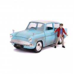 Réplique - Harry Potter - Forg Anglia 1959 1/24 - Jada Toys