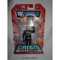 Figurine - DC Universe - SWAT Gordon - Série 1 n° 45