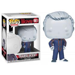 Figurine - Pop! TV - The Boys - Translucent - N° 981 - Funko