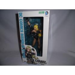Figurine - DC Comics - Bishoujo - Black Canary - Kotobukiya