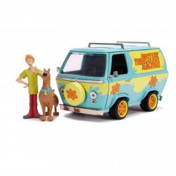 Réplique - Scooby-Doo - Mystery Machine 1/24 - Jada Toys