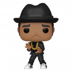 Figurine - Pop! Rocks - Run DMC - Run - N° 199 - Funko
