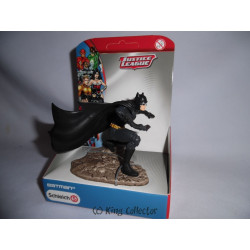Figurine - Justice League - Batman à genoux - Schleich