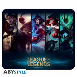 Tapis de souris - League of Legends - Champions - ABYstyle