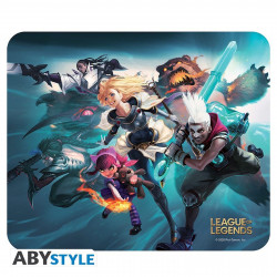 Tapis de souris - League of Legends - Equipe - ABYstyle