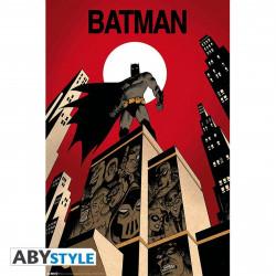Poster - DC Comics - Batman - 61 x 91 cm - ABYstyle