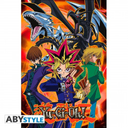 Poster - Yu-Gi-Oh! - Roi des Duellistes - 91.5 x 61 cm - ABYstyle