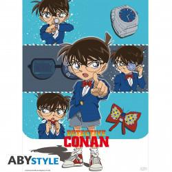 Poster - Detective Conan - Conan - 52 x 38 cm - ABYstyle
