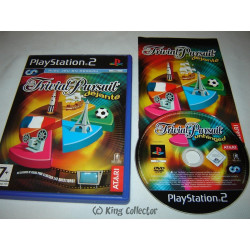Jeu Playstation 2 - Trivial Pursuit Déjanté