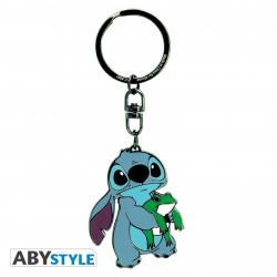 Porte-Clé - Disney - Lilo & Stitch - Stitch - Métal - ABYstyle