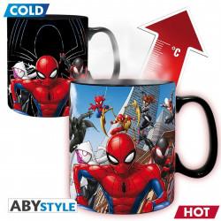 Mug / Tasse - Marvel - Thermique - Multiverse Spider-Man - 460 ml - ABYstyle