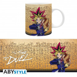 Mug / Tasse - Yu-Gi-Oh! - It's time to duel - 320 ml - ABYstyle