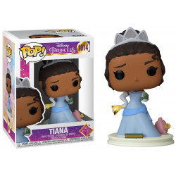 Figurine - Pop! Disney - Princess - Tiana - N° 1014 - Funko