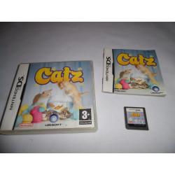 Jeu DS - Catz