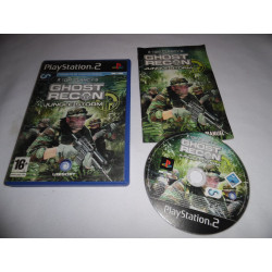 Jeu Playstation 2 - Tom Clancy's Ghost Recon Jungle Storm - PS2