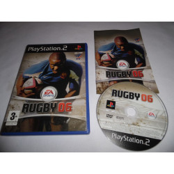 Jeu Playstation 2 - Rugby 06 - PS2