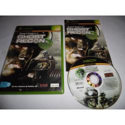 Jeu Xbox - Tom Clancy's Ghost Recon