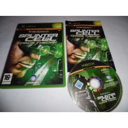 Jeu Xbox - Tom Clancy's Splinter Cell : Chaos Theory