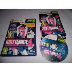 Jeu Xbox 360 - Just Dance 4