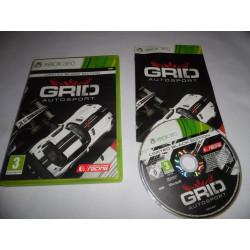 Jeu Xbox 360 - GRID : Autosport (Limited Black Edition)