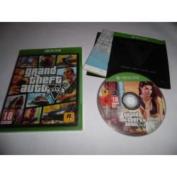 Jeu Xbox One - Grand Theft Auto V / GTA5 / GTAV