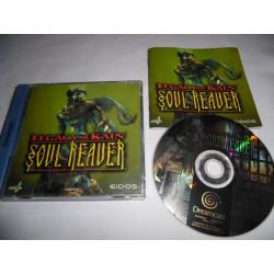 Jeu Dreamcast - Legacy of Kain : Soul Reaver