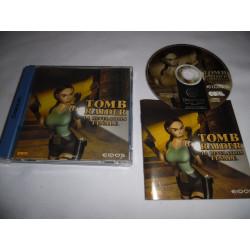 Jeu Dreamcast - Tomb Raider : La Révélation Finale