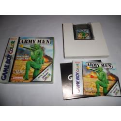 Jeu Game Boy Color - Army Men