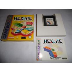 Jeu Game Boy Color - Hexcite - GBC