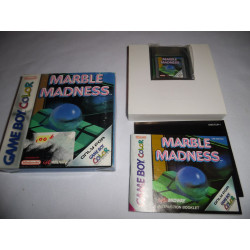 Jeu Game Boy Color - Marble Madness - GBC