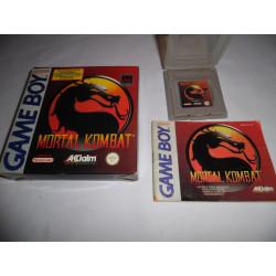 Jeu Game Boy - Mortal Kombat - GB