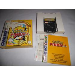 Jeu Game Boy Color - Pokémon Pinball - GBC