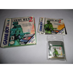 Jeu Game Boy Color - Army Men 2