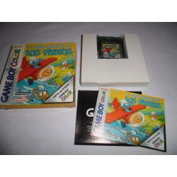 Jeu Game Boy Color - La Gran Aventura de Los Pitufos