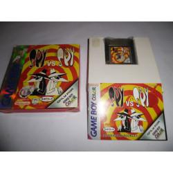 Jeu Game Boy Color - Spy vs Spy