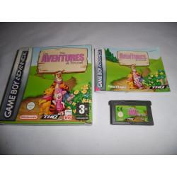 Jeu Game Boy Advance - Disney's Les Aventures de Porcinet - GBA