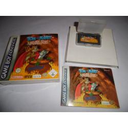 Jeu Game Boy Advance - Tom and Jerry Infurnal Escape - GBA