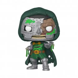 Figurine - Pop! Marvel - Zombie Doctor Doom - N° 789 - Funko