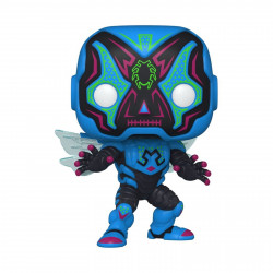 Figurine - Pop! Heroes - Dia de los Muertos Blue Beetle - Funko
