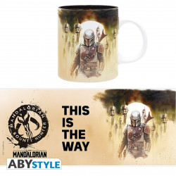 Mug / Tasse - Star Wars - The Mandalorian - Mando - 320 ml - ABYstyle