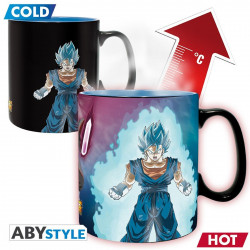 Mug / Tasse - Dragon Ball - Thermique - Vegetto & Trunks - 460 ml - ABYstyle