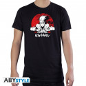T-Shirt - Naruto Shippuden - Kakashi - ABYstyle
